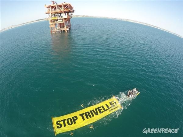 """Referendum trivelle il 17 aprile, Greenpeace: """"La paura di Renzi costa agli Italiani 400 milioni"""""""