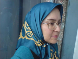 Iran's Sedigheh Vasmaghi says Islam is never opposed to equal rights for women