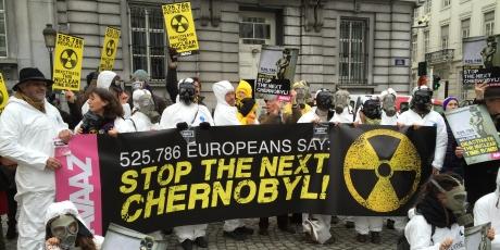 Belgium: Stop the next Chernobyl