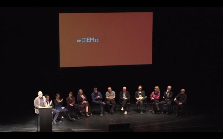 DiEM25: ha nacido en Berlín un Movimiento por la Democracia en Europa