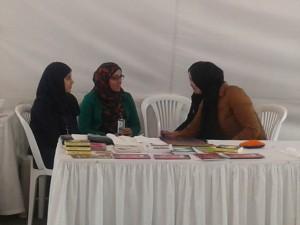 Se realizó en Quito la Feria de la Comunidad Musulmana