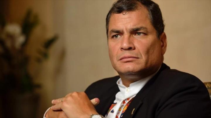 Correa alerta sobre un nuevo 'Plan Cóndor' en Sudamérica