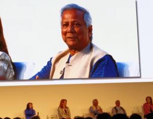 Yunus as nonviolent revolutionary activist