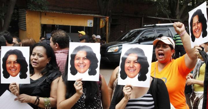 Honduras: la ganadora del Premio Ambiental Goldman, Berta Cáceres, fue asesinada