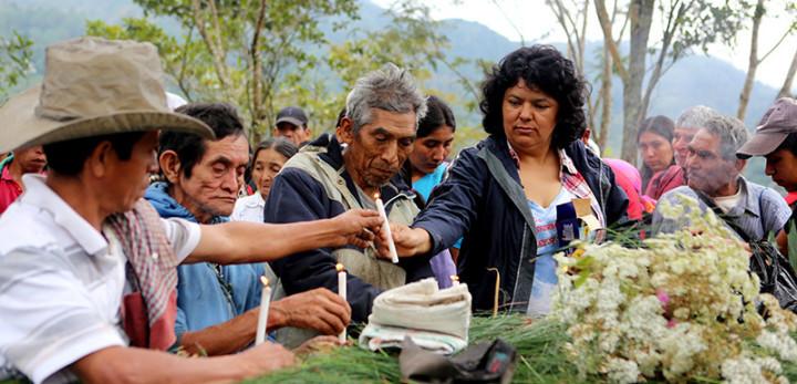 Honduras, assassinata Berta Cáceres, attivista per l'ambiente