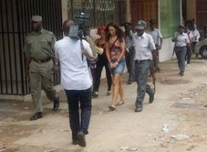 Mozambique expulsa a Eva Anadón, miembro de la Marcha Mundial de las Mujeres