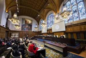Day Five at the ICJ: Everybody's doing it