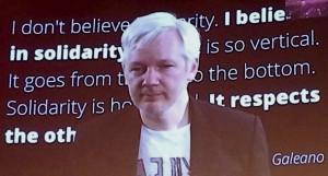 La formidabile sfida tra WikiLeaks e Google