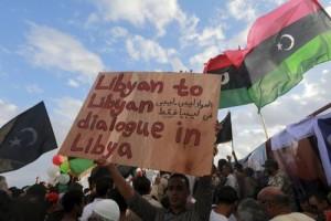 No all'intervento militare in Libia e all'invio di armi in Medio Oriente