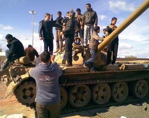 No all'intervento militare in Libia