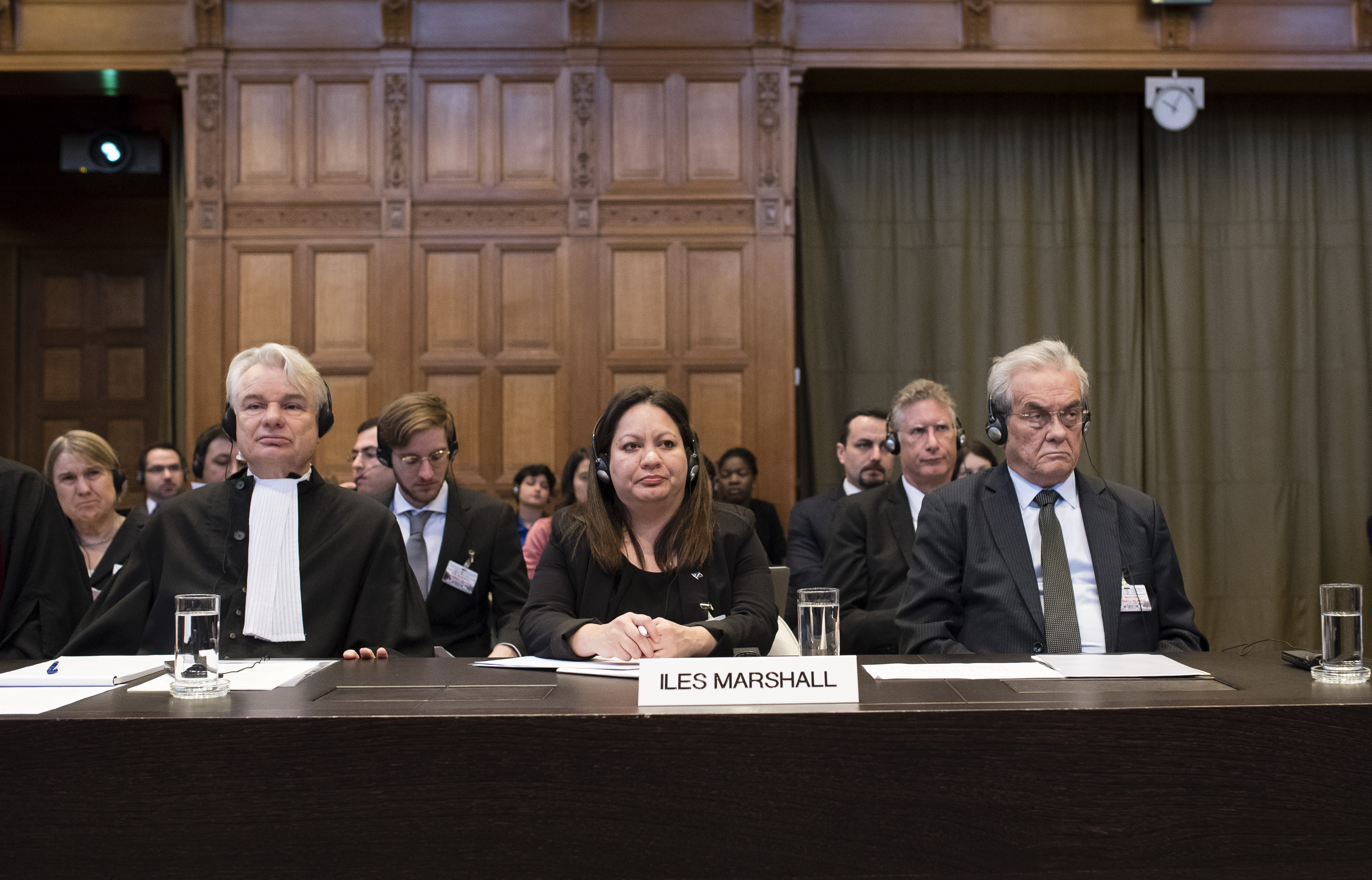 The International Court of Justice (ICJ, principal judicial organ of the UN), holds hearings from 7-16 March 2016 in three distinct cases filed by the Republic of the Marshall Islands against India, Pakistan and the United Kingdom, with regard to Obligations concerning Negotiations relating to Cessation of the Nuclear Arms Race and to Nuclear Disarmament (hearings on preliminary arguments exclusively).