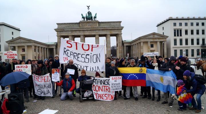 """Reaparece el terrorismo de estado en Argentina con un gobierno """"democrático·"""""""