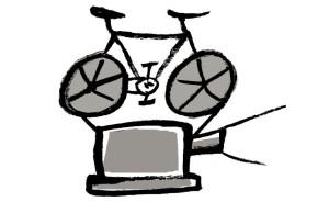 Fahrrad-Kinotour gegen den Drohnenkrieg