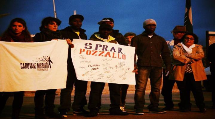 Seconda Carovana Italiana per i Diritti dei Migranti, per la Dignità e la Giustizia