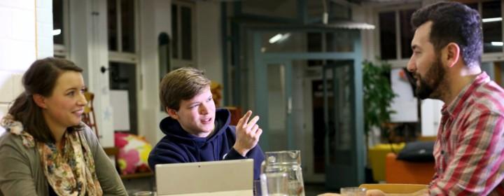 Politik für Jugendliche bei Interzentrum e.V.