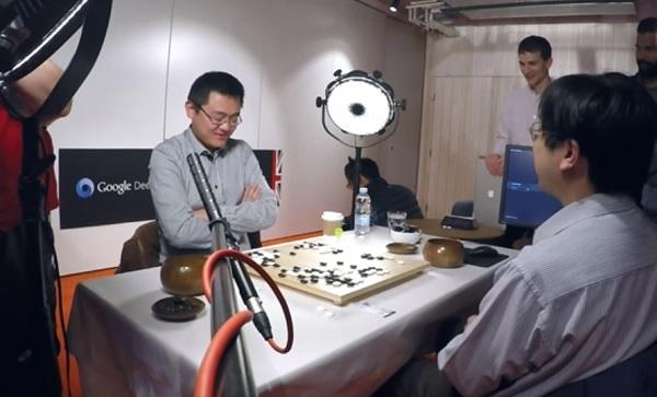 Google sfida il campione del gioco più antico del mondo