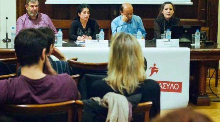 Καμπάνια για το άσυλο: ανησυχίες για το «δίκαιο και το αποτελεσματικό» στο νομοθέτημα για το προσφυγικό