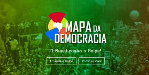 Plataforma digital contra impeachment pressiona parlamentares (Brasil)