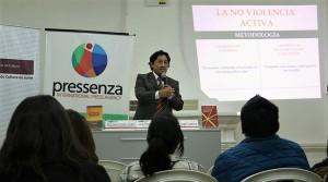 Encuentros de Comunicación por la Paz y la No violencia en Perú