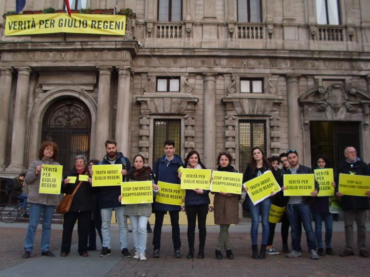 Verità e giustizia per Giulio Regeni e i morti nel Mediterraneo
