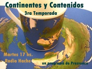 Continentes y Contenidos 01-03-2016 / Primer programa de la tercera temporada