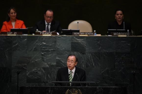 175 países firmaron en la ONU acuerdo de cambio climático