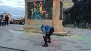 Macedonia: A Colorful Revolution paint-bombs the regime