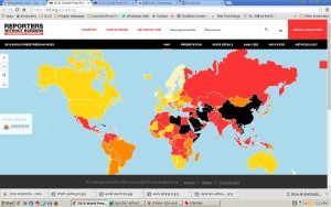 2016 World Press Freedom Index