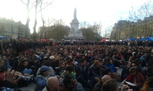 Interview #Nuit Debout: Radio Debout et Bibliothèque Debout