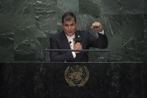 ONU y Ecuador envían invitación mundial para participar en la Conferencia Hábitat III