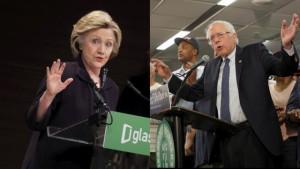 Clinton respalda vínculos estrechos entre EE.UU. e Israel y Sanders critica el ataque a Gaza del 2014