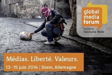Deutsche Welle Global Media Forum 2016