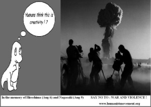 G7 Hiroshima meeting should committ to eliminate nuclear weapons