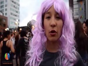 Video: Marcha de las Putas, Quito, Ecuador, 2016