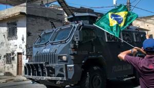 Erneuter Anstieg der Polizeigewalt in Rio