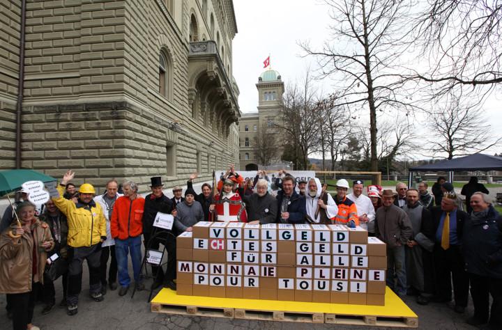 Suisse: Récupérons la Monnaie Pleine !