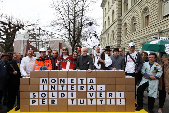 Svizzera: recuperiamo la moneta intera!