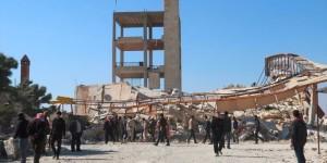 Siria, attacchi aerei distruggono l'ospedale di Al Quds ad Aleppo