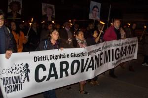 Carovana dei Diritti dei Migranti, la prima settimana