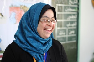 A Gaza una classe sfida la stigmatizzazione delle persone down