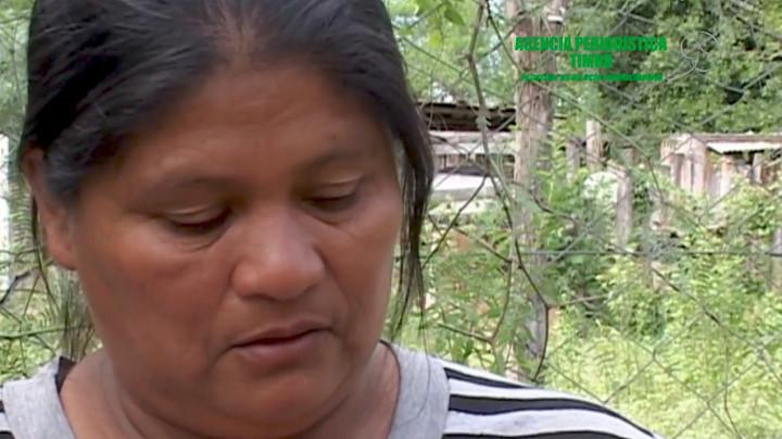 """Ernestina Moreno: """"Sigo llorando y voy a seguir luchando"""""""