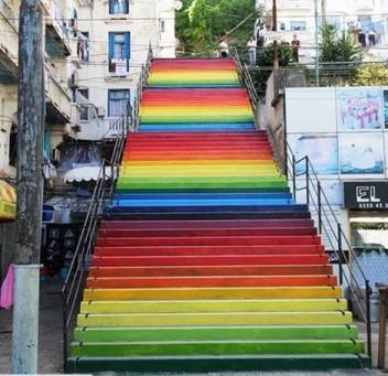 France: Aix-en-Provence, conférence: la rue est un musée