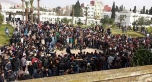Asociación Marroquí de Derechos Humanos exige liberación de estudiantes en Tetuán