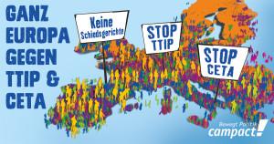 EU-Kommission plant CETA vorläufig in Kraft zu setzten