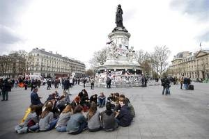 Più della metà dei francesi appoggia la protesta contro la riforma del lavoro