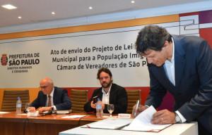 Após consulta pública, lei que cria Política Municipal para a População Migrante em São Paulo vai à Câmara