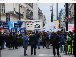 UK. Five reasons to support the junior doctors