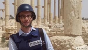 O campo minado de Palmira