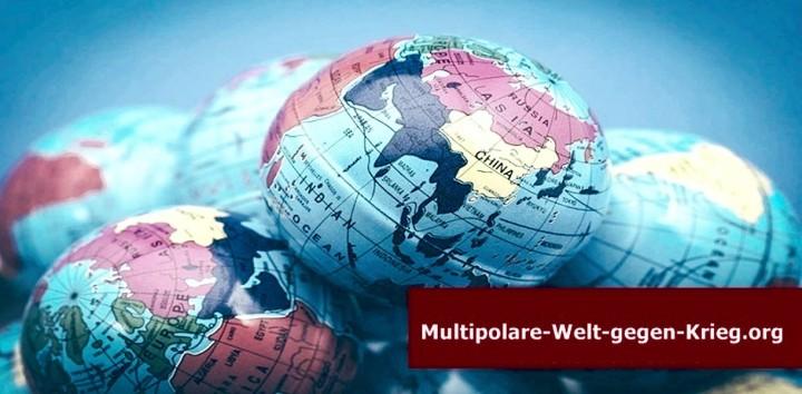 Bildergebnis für multipolare welt gegen krieg
