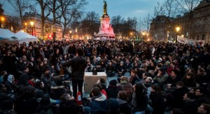 """#NuitDebout: """"Per una mobilitazione globale il 15 maggio"""""""